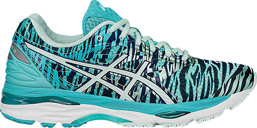 Largest Supplier Womens Sneakers - Asics Gel Cumulus 18 Br Soothing Sea/Indigo Blue/Blue Ribbon