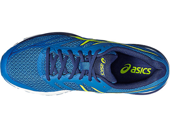 GEL-PULSE 8 THUNDER BLUE/SAFETY YELLOW/INDIGO BLUE 15