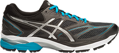 Clothing, Shoes & Accessories Asics Gel Pulse 8 Womens Cushioned Running Shoes Trainers Black Blue