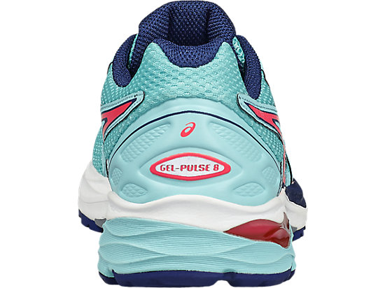 GEL-PULSE 8 AQUA SPLASH/FLASH CORAL/INDIGO BLUE 19