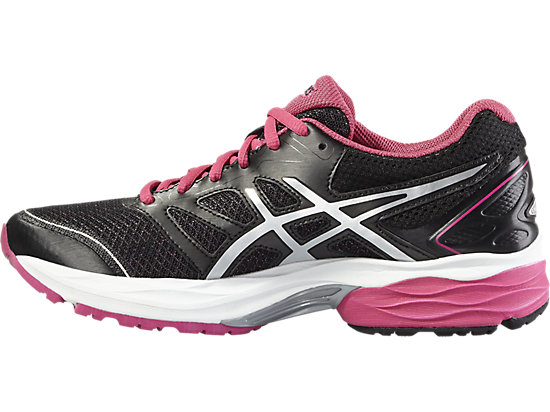 GEL-PULSE 8 BLACK/SILVER/SPORT PINK 11 LT