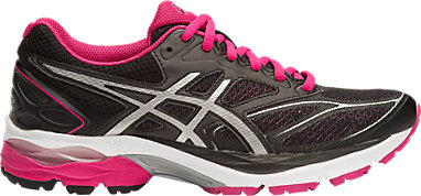 874470982dd GEL-Pulse 8 | Women | Black/Silver/Sport Pink | ASICS New Zealand
