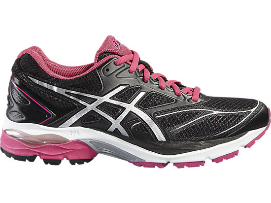 GEL-PULSE 8 BLACK/SILVER/SPORT PINK 3 RT