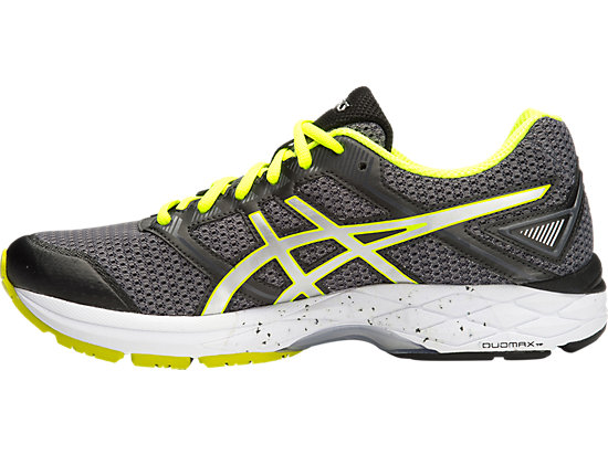 GEL-PHOENIX 8 CARBON/SILVER/SAFETY YELLOW 11