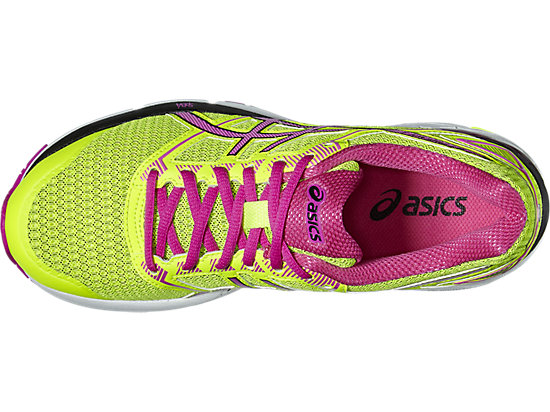GEL-PHOENIX 8 SAFETY YELLOW/PINK GLOW/BLACK 19