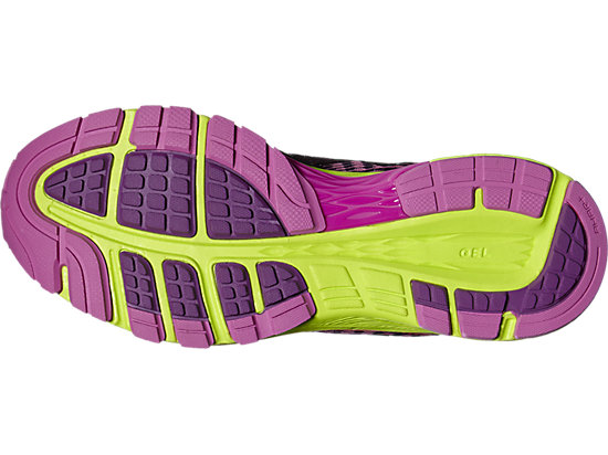 DynaFlyte PHLOX/ BLACK/ SAFETY YELLOW 15