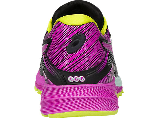 DynaFlyte Black/Pink Glow/Safety Yellow 27