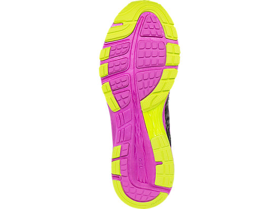 DynaFlyte Black/Pink Glow/Safety Yellow 19