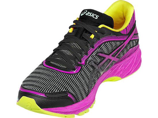 DynaFlyte Black/Pink Glow/Safety Yellow 11