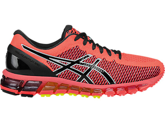 the best attitude 39a2f 1556a GEL Quantum 360 - 360° of Gel Cushioning in a Running Shoe ...