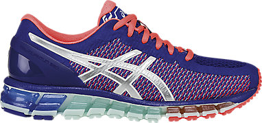 check out 5e027 9ab9e GEL-QUANTUM 360 CM ASICS BLUE WHITE FLASH CORAL 3 RT