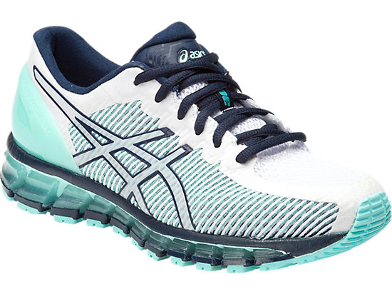 GEL-Quantum 360 2 CM ARUBA BLUE/WHITE/DARK NAVY 3