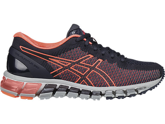 75626d208bb GEL-QUANTUM 360 CM | Women | India Ink/Flash Coral/Midgrey | ASICS US
