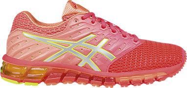 asics coral pink