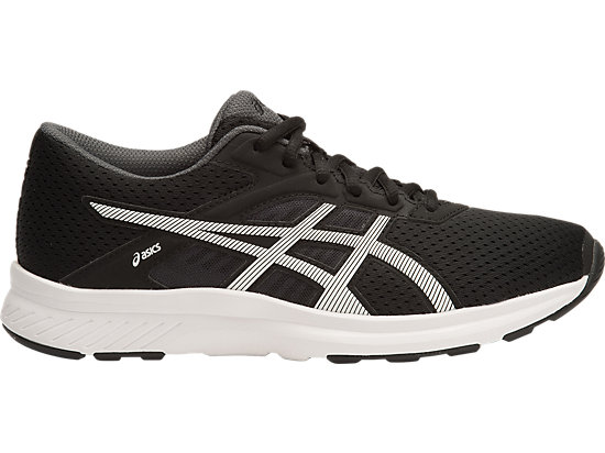 top fashion 0695a da167 FUZOR   Women   Black White Dark Steel   ASICS Australia