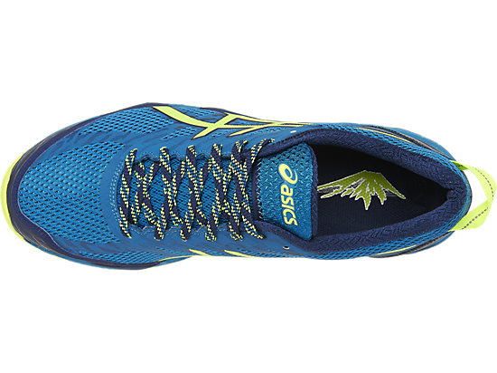 GEL-FujiTrabuco 5 THUNDER BLUE/SAFETY YELLOW/INDIGO BLUE 15
