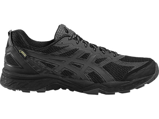 GEL-FUJITRABUCO 5 GTX BLACK/DARK STEEL/SILVER 3