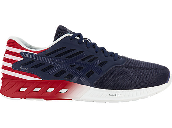 fuzeX Country Pack INDIGO BLUE/TRUE RED/WHITE 3