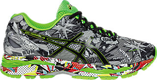 asics mens gel nimbus 18 running shoe