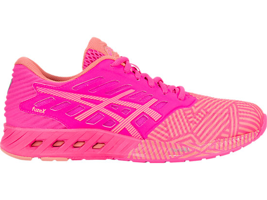 fuzeX Pink/Peach/Pink 3