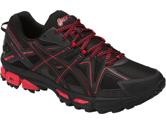 Men's GEL Kahana 8 BlackClassic RedPhantomTrail BlackClassic RedPhantom Trail
