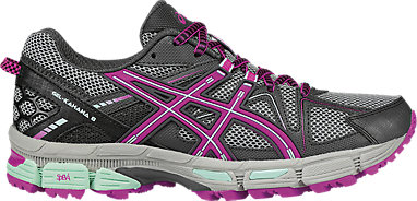 Steelpink Us Asics Gel Women Kahana 8 Dark Glowmint qWUUH1wTOS