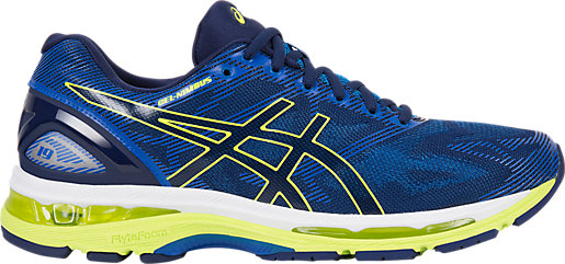 asics gel nimbus blue