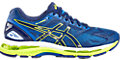 GEL-NIMBUS 19:INDIGO BLUE/SAFETY YELLOW/ELECTRIC BLUE