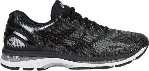 asics gel nimbus black