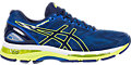 GEL-Nimbus 19 (4E):Indigo Blue/Safety Yellow/Electric Blue