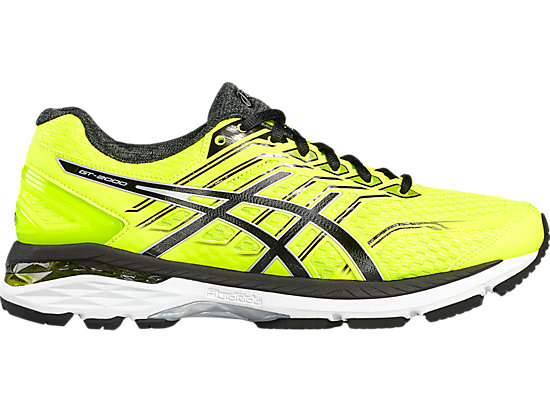GT-2000 5 pour hommes SAFETY YELLOW/BLACK/SILVER 3