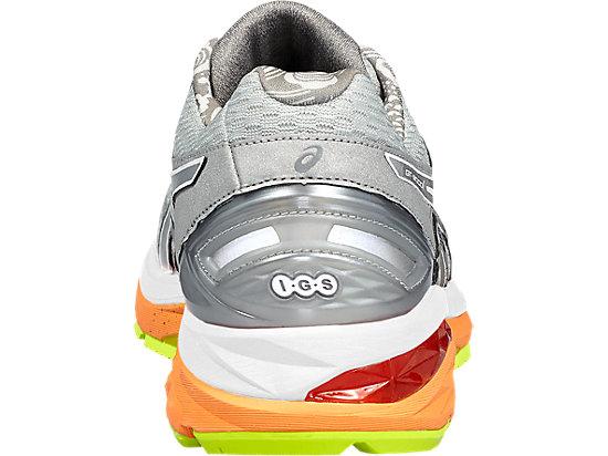 GT-2000 5 LITE-SHOW Herren Straßenlauf Schuhe GLACIER GREY/WHITE/REFLECTIVE 19