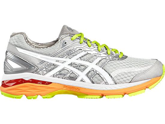 GT-2000 5 LITE-SHOW Herren Straßenlauf Schuhe GLACIER GREY/WHITE/REFLECTIVE 3