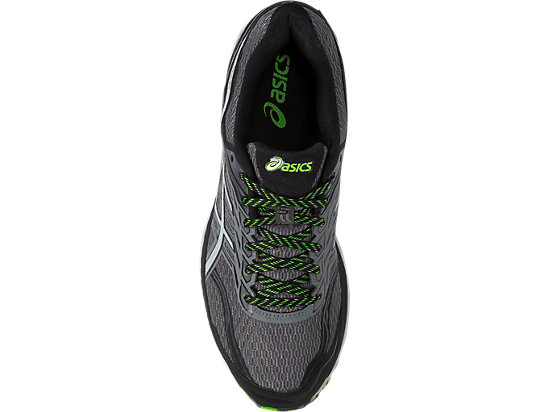 GT-2000 5 Trail Carbon/Midgrey/Green Gecko 15
