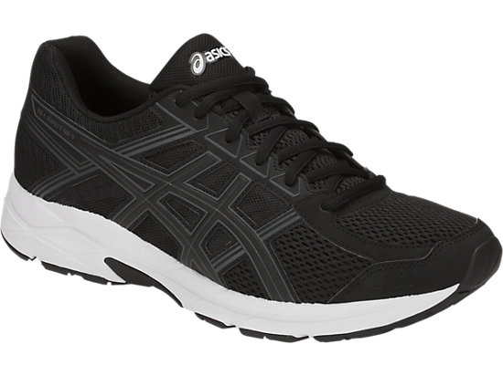 GEL-CONTEND 4 (4E) BLACK/WHITE