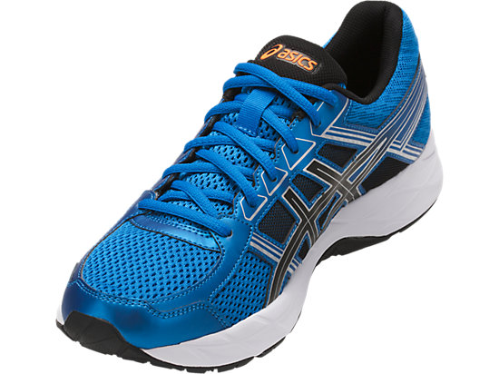 GEL-CONTEND 4 (4E) BLUE/BLACK