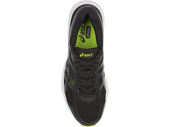 GEL-CONTEND 4 BLACK/BLACK/ENERGY GREEN