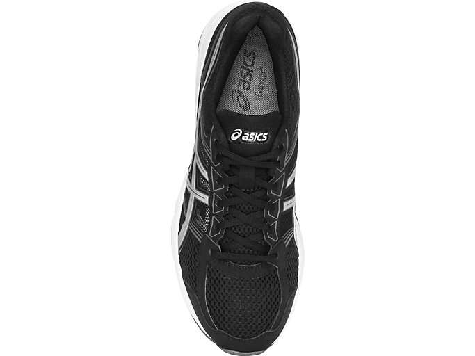Men's GEL Contend 4 BlackSilverCarbonJoggesko BlackSilverCarbon Running Shoes