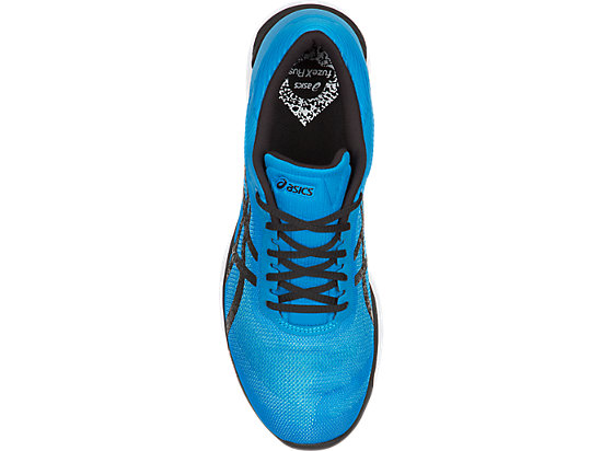 fuzeX Rush AQUA SPLASH/BLACK/DIVA BLUE