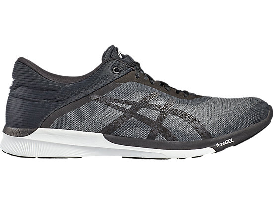 fuzeX Rush MIDGREY/BLACK/WHITE 3