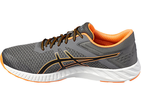 fuzeX Lyte 2 CARBON/BLACK/HOT ORANGE 7 LT