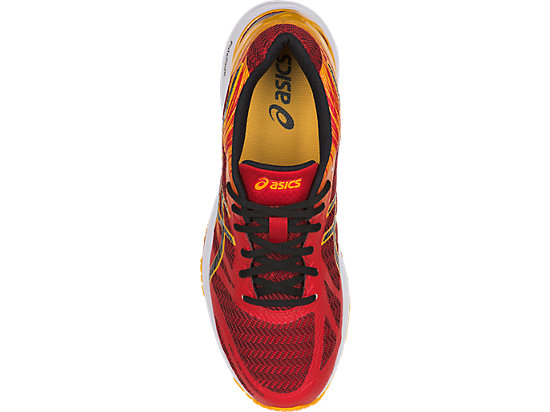 GEL-DS TRAINER 22 RED/YELLOW