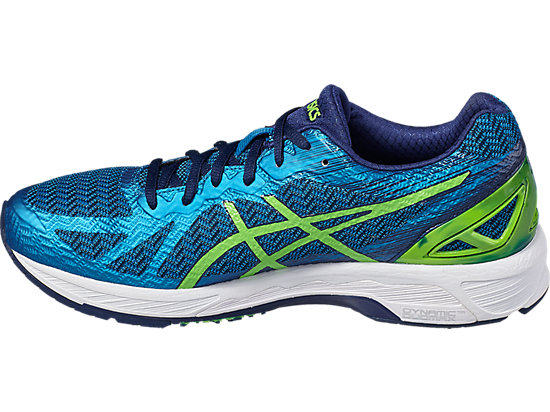 Zapatilla de running GEL-DS TRAINER 22 para hombre INDIGO BLUE/GREEN GECKO/THUNDER BLUE 7 LT