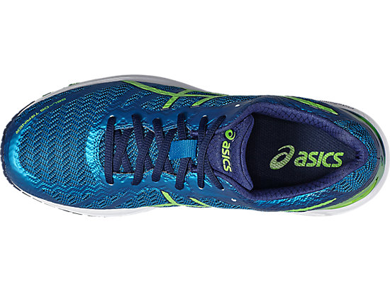 Zapatilla de running GEL-DS TRAINER 22 para hombre INDIGO BLUE/GREEN GECKO/THUNDER BLUE 15 TP