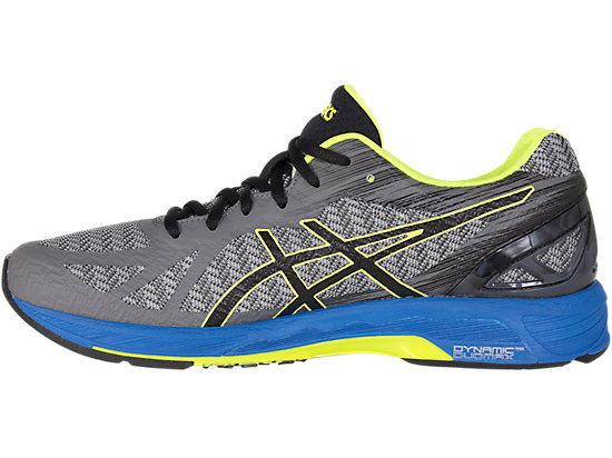 GEL-DS TRAINER 22 CARBON/BLACK/SAFETY YELLOW 7