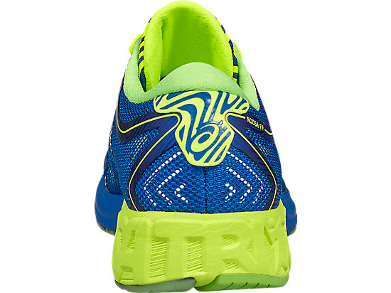 NOOSA FF IMPERIAL/SAFETY YELLOW/GREEN GECKO 19