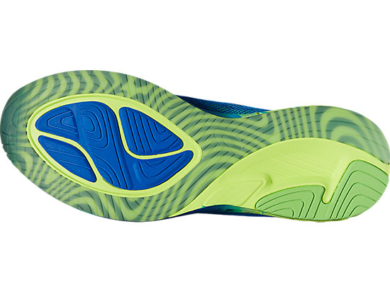 NOOSA FF IMPERIAL/SAFETY YELLOW/GREEN GECKO 11