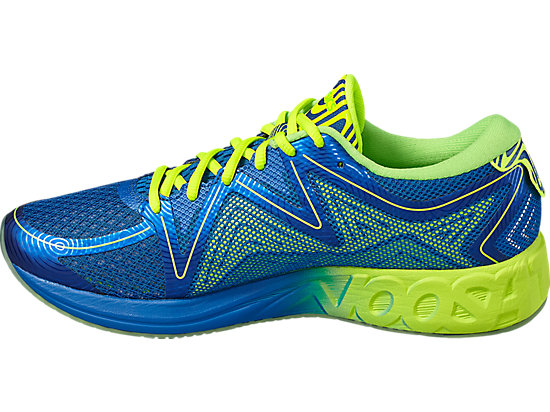 NOOSA FF IMPERIAL/SAFETY YELLOW/GREEN GECKO 7