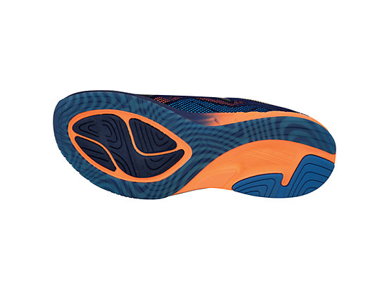 NOOSA FF INDIGO BLUE/HOT ORANGE/THUNDER BLUE
