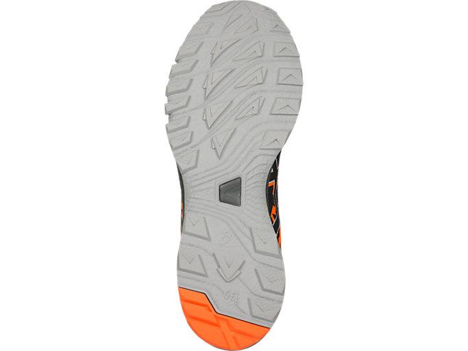 Men's GEL Sonoma 3 BlackShocking OrangeTrail Running BlackShocking Orange Trail Running
